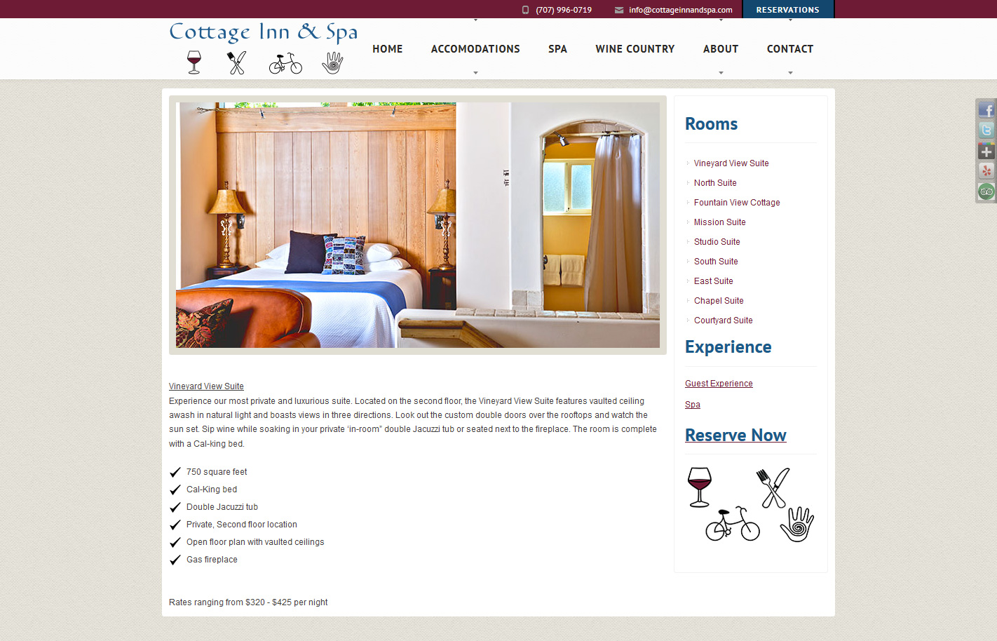 Virginie Dorn CEO of Business Website Center a website design