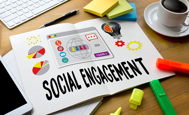 social media employee rules